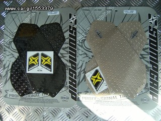 GSXR 600 750 K11 STOMP GRIP TRACTION PADS
