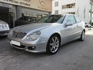 Mercedes-Benz C 200 EVOLUTION/ΑΡΙΣΤΟ