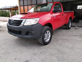 Toyota Hilux NAVI CLIMA FULL EXTRA ΤΕΛΕΙΟ