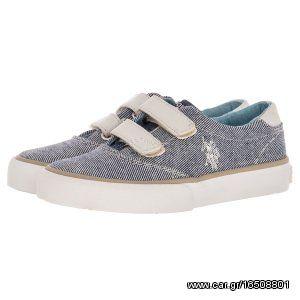 8b53849a6a1 Παιδικά Παπούτσια Casual Top.Boston Άσπρο Πάνινο - € 55 EUR - Car.gr