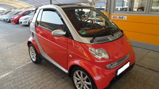 Smart ForTwo PASSION!DIESEL!CABRIO!ΓΡΑΜΜΑΤ