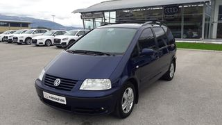 Volkswagen Sharan 1.8 TURBO 20V 150PS