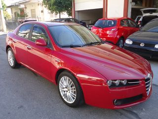 Alfa Romeo Alfa 159 DISTINCTIVE-TBI 1.7 200 HP