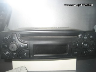 ΡΑΔΙΟ CD AUDIO10 MERCEDES W203-W209