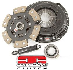 Competition Clutch δίσκο-πλατό Stage 4 για Subaru EJ20T (5speed, pull style, 230mm)