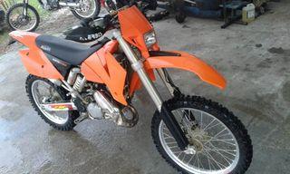 KTM 125 EXC KTM 125 EXC `04 SIX DAYS 5667dd7002