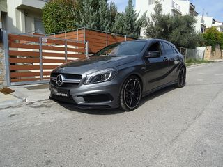 Mercedes-Benz A 45 AMG 4MATIC PANORAMA AMG NIGHT 19''
