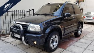 Suzuki Grand Vitara Facelift Metal Top 1.6 3d