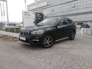 Bmw X1 sDrive 18i xLine Advanced