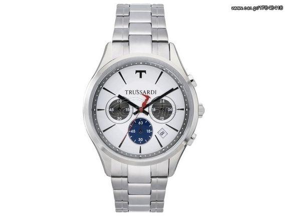 Trussardi Ανδρικό ρολόι χειρός 43mm ea1290a3da3