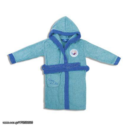 0a9911e80d1 Μπουρνούζι Παιδικό Frozen Τυρκουάζ Dim 2-4 ετών - € 32,31 - Car.gr