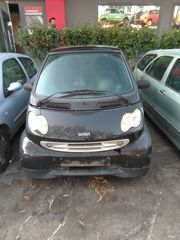 SMART 450 FORTWO 600CC '03 Κομπλέρ Βεντιλατέρ Κομπρεσέρ Airc...