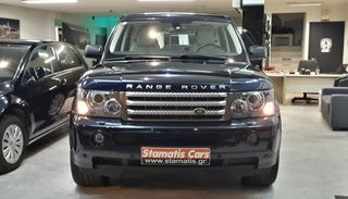 Land Rover Range Rover Sport SUPERCHARGED 4.2 ελληνικο !!!!