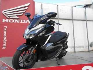 Honda Forza 300 TEST RIDE!