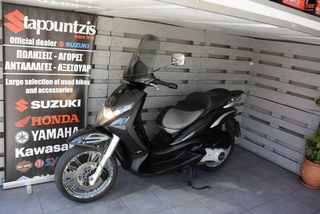 Piaggio Beverly 250 injection06,Άριστο,Stapountzis