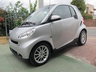 Smart ForTwo MHD-2010-PASSION-PANORAMA-