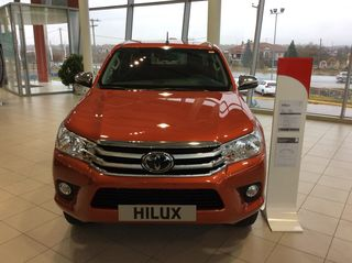 Toyota Hilux EC 2.4cc SPECIAL EDITION