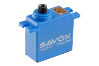 SAVOX WATERPROOF DIGITAL MICRO SERVO 5KG/0 11S 6V