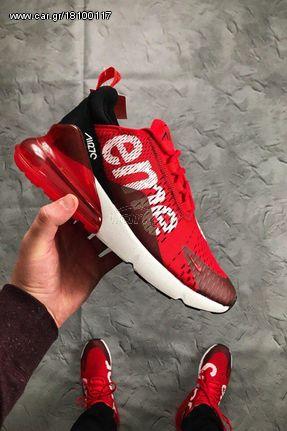 Nike air max 270 Red Supreme Louis Vuitton - € 75 EUR - Car.gr 64082b1295d