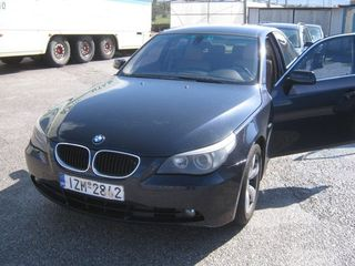 Bmw 525 2.5cc EXCLUSIVE, 218hp