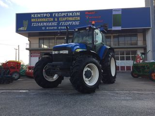 New Holland  NEW HOLLAND TM135