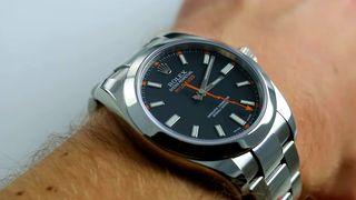 c159aed46c Rolex milgauss black. Ανδρικο ρολοι χειρος