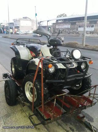 Linhai LH 300 Muddy 4x4 '10 - € 1 500 - Car gr