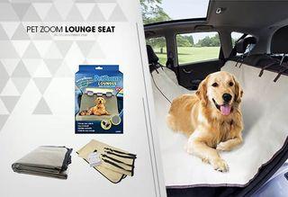 36305937b2a8 Αδιάβροχο Προστατευτικό Κάλυμμα Καθισμάτων Αυτοκινήτου Για Κατοικίδια Pet  Zoom Loungee