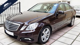 Mercedes-Benz E 250 BlueEfficiency 1.8CGI 204hp 4d