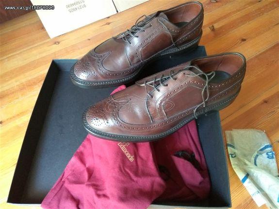 Ανδρικά παπουτσια Allen Edmonds Macneil Brown No 11 - € 250 EUR - Car.gr 0fa76e3c1e0