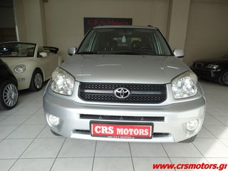 Toyota RAV 4 EXCLUSIVE VVTI CRS MOTORS