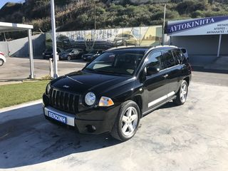 Jeep Compass 2.4 LIMITED 4x4 CVT AUTO