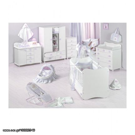 35d44fc88ed Προεφηβικό Κρεβάτι Asterias Bebe Διαιρούμενο Απόλλων - € 340 EUR ...