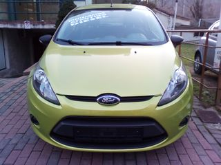 Ford Fiesta 1.6DCTI