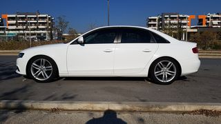 Audi A4 1,8t 210hp luxury edition