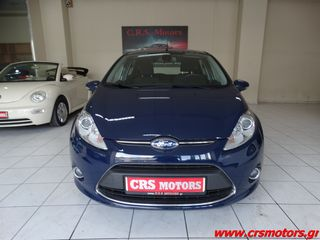 Ford Fiesta ECONETIC ΤΙΤΑΝΙUM CRS MOTORS