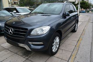 Mercedes-Benz ML 350 4MATIC-NAVI-ΟΡΟΦΗ