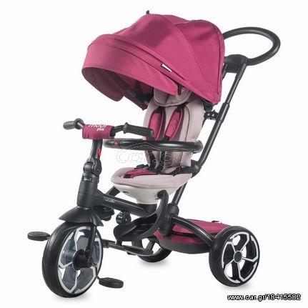 3a548cbe128 Smart Baby Ποδηλατάκι Τρίκυκλο 6 Σε 1 Coccolle Modi+ Violet 338012450 Παλιά  Σχεδίαση