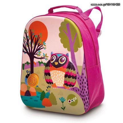 61056632270 Oops Παιδική Τσάντα Πλάτης Happy Backpack Forest X30-30004-10 Παλιά Σχεδίαση