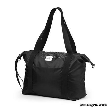 184515ca3e Elodie Details Βρεφική Τσάντα Με Αλλαξιέρα Brilliant Black BR72294 Παλιά  Σχεδίαση