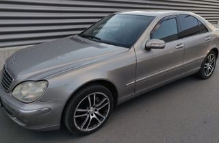 Mercedes S-CLASS W220 FACELIFT S320 CDI για ανταλλακτικα(κομ...