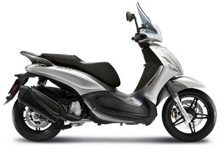 Piaggio Beverly 350 SportTouring **2 ΧΡΟΝΙΑ ΔΩΡΕΑΝ ΣΕΡΒΙΣ**