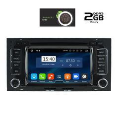 MULTIMEDIA  OEM  VW TOUAREG 2003-2011 – ANDROID 8.1 , 7inch ...