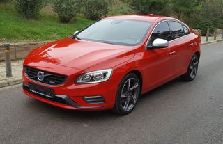 Volvo S60 R-DESIGN DIESEL FACE LIFT