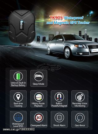 TKSTAR GPS tracker - € 70 - Car gr