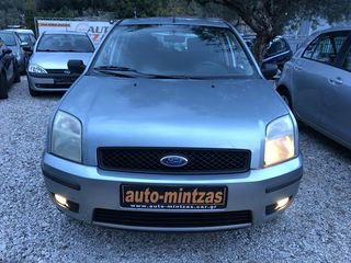 Ford Fusion 1.4*80PS*A/C*