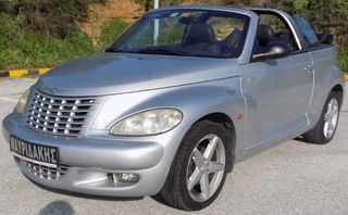 Chrysler PT Cruiser Από ΙΔΙΩΤΗ-CABRIO-LIMITED