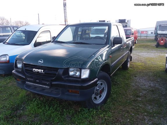 Welp Opel Campo 3.1 TDS 4x4 '00 - € 5.900 EUR - Car.gr WH-57
