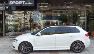Audi RS3 HGP BITURBO 3.6 LTR.660 PS
