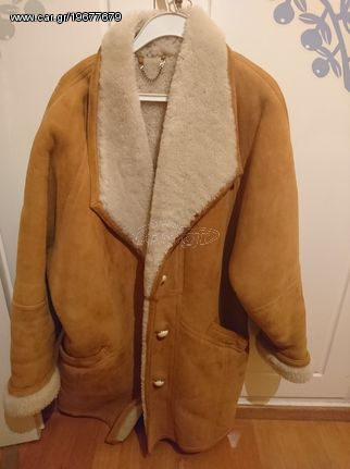 efb2fd22a5d6 Γυναικείο παλτό δερμάτινο - € 100 EUR - Car.gr